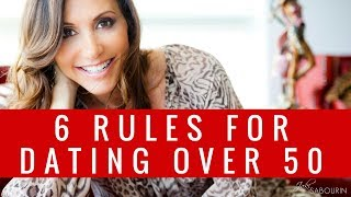 6 Rules for Dating Over 50  Engaged at Any Age - Coach Jaki
