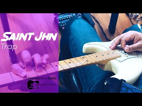 "Watch my video ""Trap"" by SAINt JHN and sign up for lessons with me today!"