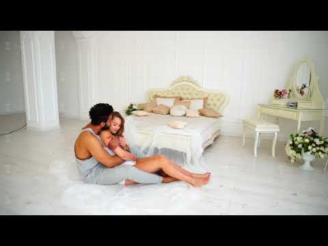 Perfect Morning in Privacy of Loving Couple in Bedroom