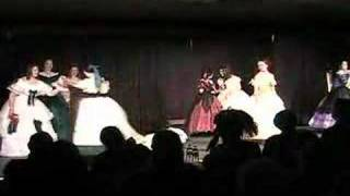 Eugenie And Her Maids Of Honor At Costume Con 26