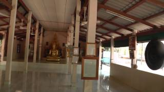 preview picture of video 'Wat Pa Ban Pho, Udon Thani province, Thung Fon District'