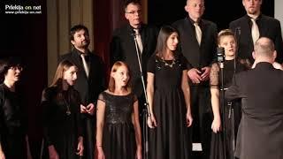 Komorni zbor Orfej - Prelepo ravno je polje