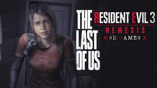 Jill is Ellie THE LAST OF US The beginning
