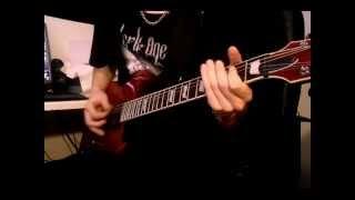 Dark Age - Zero (Guitar Cover)