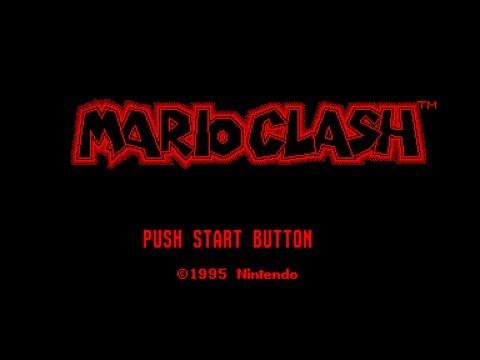Mario Clash Game Boy