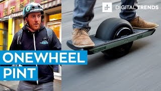 Onewheel Pint: First Ride/Hands-on in Chinatown