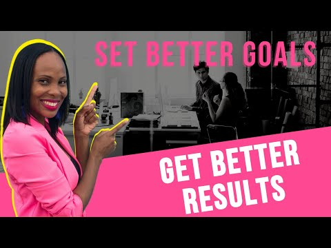 New Manager Training: Setting Clear Goals - YouTube