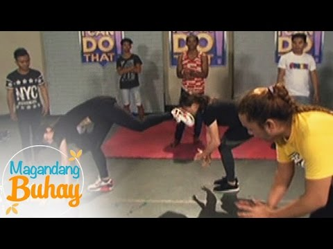 Magandang Buhay: Cristine's accident in I Can Do That