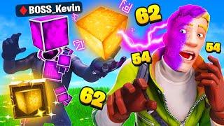 I Pretended To Be BOSS Kevin The Cube.. (Geometrik)