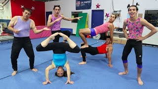FUNNIEST GYMNASTICS EVER!