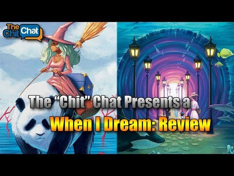 "When I Dream - A ""Chit"" Chat Review"