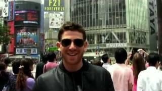 Début de l'épisode - Ben et Cam au Japon
