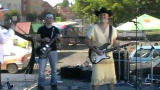 Video Představení kapely na pódiu