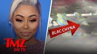 Blac Chyna Fight Caught On Camera!!! | TMZ TV