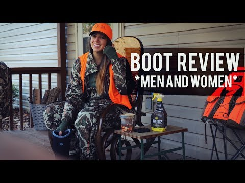 Lacrosse Footwear | Alpha Thermal Boot Review | Waterproof Warm Comfortable