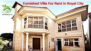 preview picture of video 'Furnished Villa For Rent in Royal City in Erbil | فیلا مفروش للایجار فی رویال ستی'