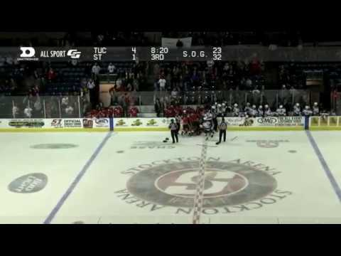 Hunter Shinkaruk vs. Garret Ross