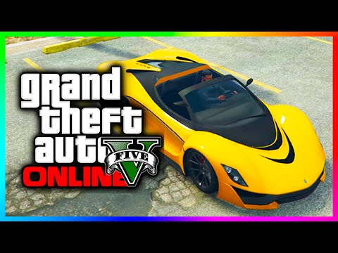 "GTA 5 Awesome Convertible ""Cabrio"" Super Cars Concept & Idea! (GTA V)"