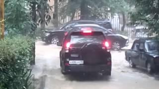 Потоп в Сочи.