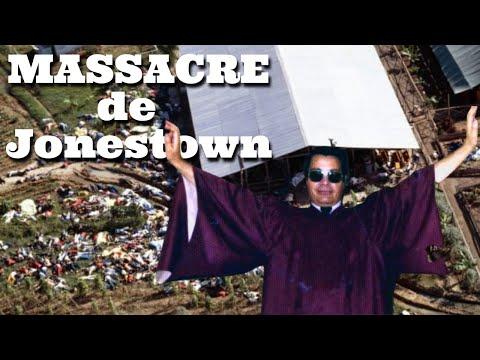 Documentrio- Massacre de Jonstown