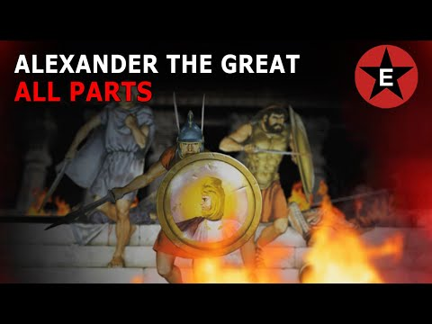 Alexander the great essays