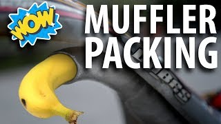 Repacking a Muffler? - FAR OUT!