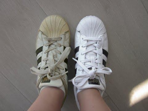 Aprende a Lavar Tus Zapatillas Blancas y Dejarlas Cómo Nuevas