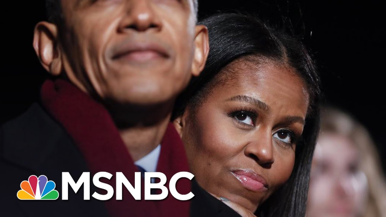 Joe: Obamas Have Shown Extraordinary Character | Morning Joe | MSNBC thumbnail