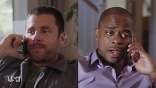 Psych The Movie - Trailer VO SDCC 2017
