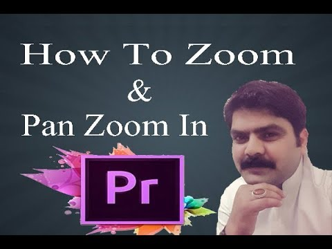 Smooth Zoom Out Transition Effect (Adobe Premiere Pro CC) in