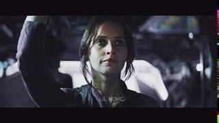 [vine] jyn erso || now you won't let go