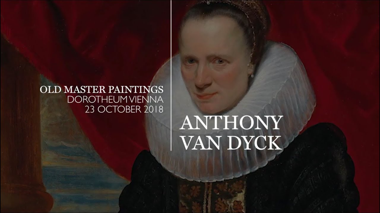 Anthonis van Dyck | Alte Meister | 23. Oktober 2018