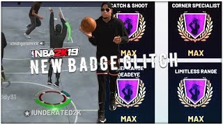 nba 2k19 badge glitch how to max out badges instant - TH-Clip