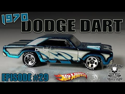 Episode 29-The 'Plan B' Hot Wheels Dodge Dart