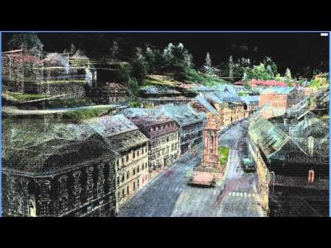 RealityCapture: A City Scale Model With a Gold Mine