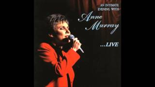 Anne Murray — Time Don't Run Out On Me LIVE