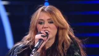 Miley Cyrus - Can't Be Tamed - Britain's Got Talent 2010