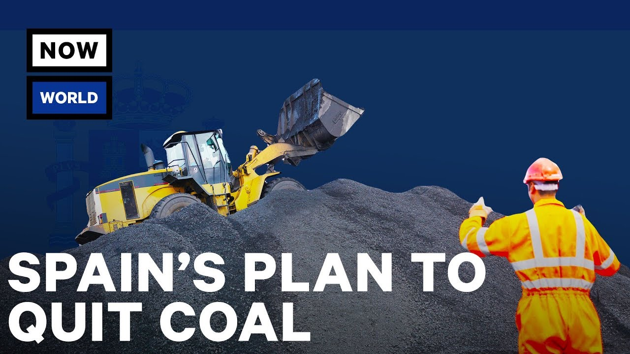 Spain's Plan to Quit the Coal Industry Explained | NowThis World thumbnail