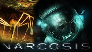 UNDERWATER Horror GAME! Narcosis First Look and Gameplay part 01