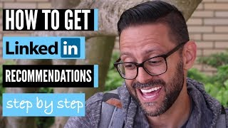 Linkedin Recommendations - How to Get Them (2018)