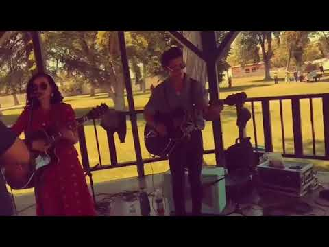Western Swingout with Alex Ridio and Phoebe Silva