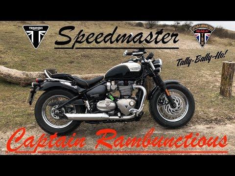 2018 Triumph Bonneville Speedmaster in Shelby Township, Michigan