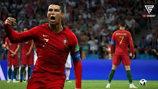 Saat Ronaldo Selamatkan Team Dari Kekalahan ▶ Super Hero