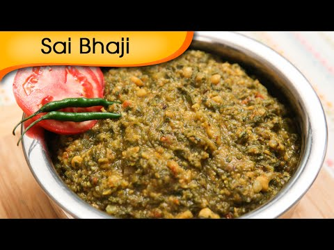 Sai Bhaji – Spinach And Mixed Vegetables Recipe – Easy Main Course Recipe By Ruchi Bharani