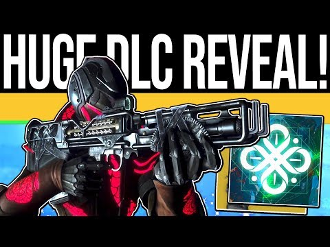 Destiny 2 | HUGE DLC REVEAL & PRIME ARMOR! New Weapons, Reckoning Mode, Nine Invitation & Exotics!