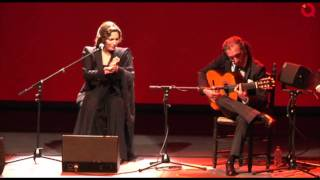 Estrella Morente Inaugura El XX Festival Bankia De Flamenco 2012