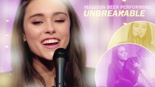 Madison Beer – UNBREAKABLE (live at AwesomenessTV)