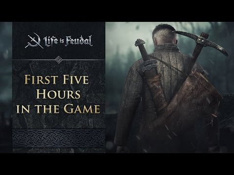 Your First 5 Hours in Life is Feudal MMO (1080p)