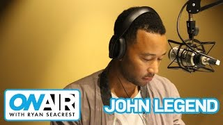 John Legend 'Love Me Now' Piano Version | On Air with Ryan Seacrest