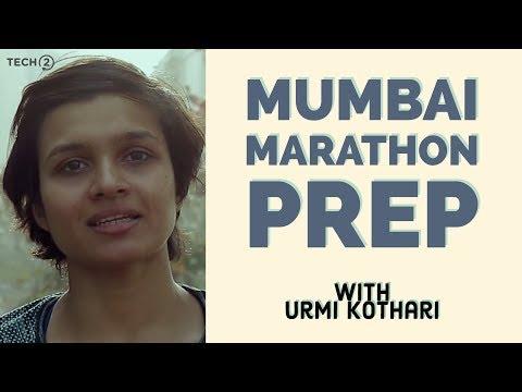 Mumbai Marathon prep with fitness trainer Urmi Kothari